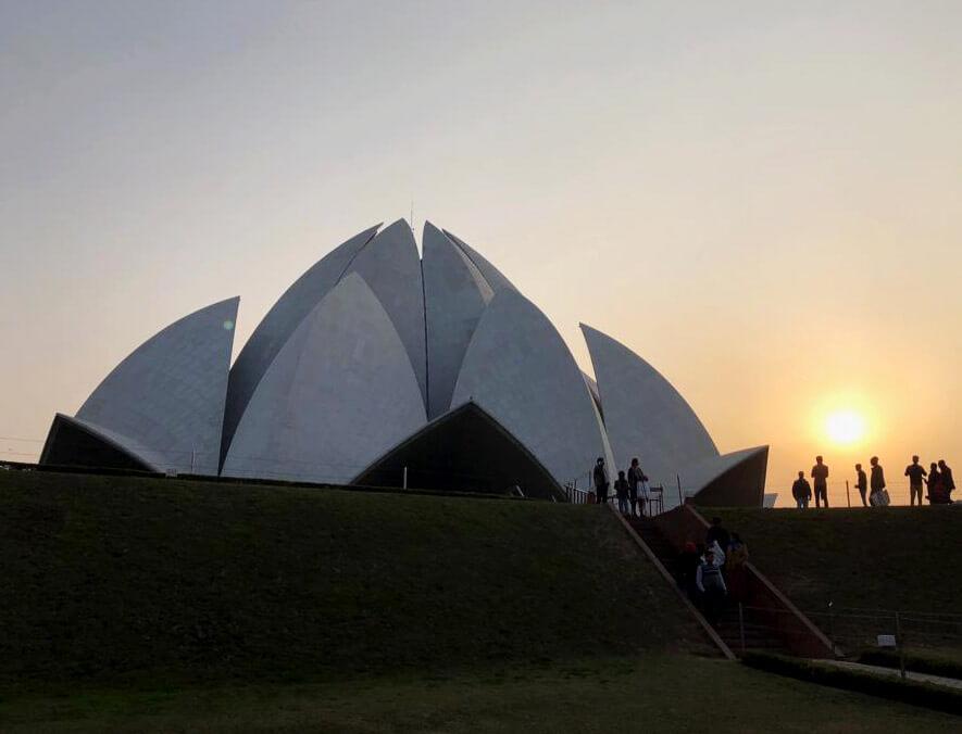 O que aprendi ao viajar para Índia pela primeira vez