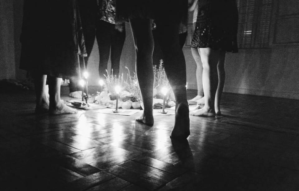 Danças Circulares Sagradas: Dançando os Sagrados Feminino e Masculino