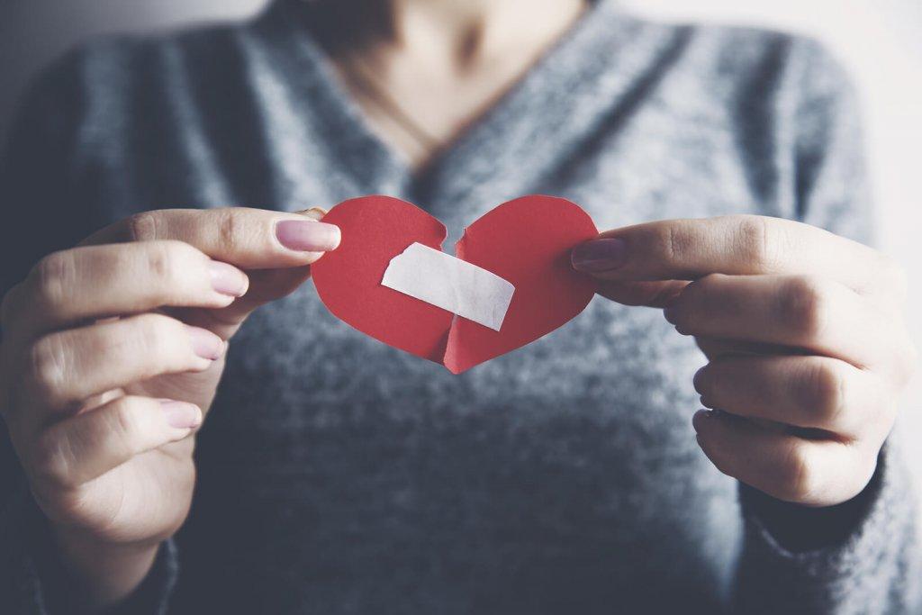 Como Superar Um Coração Partido Personare