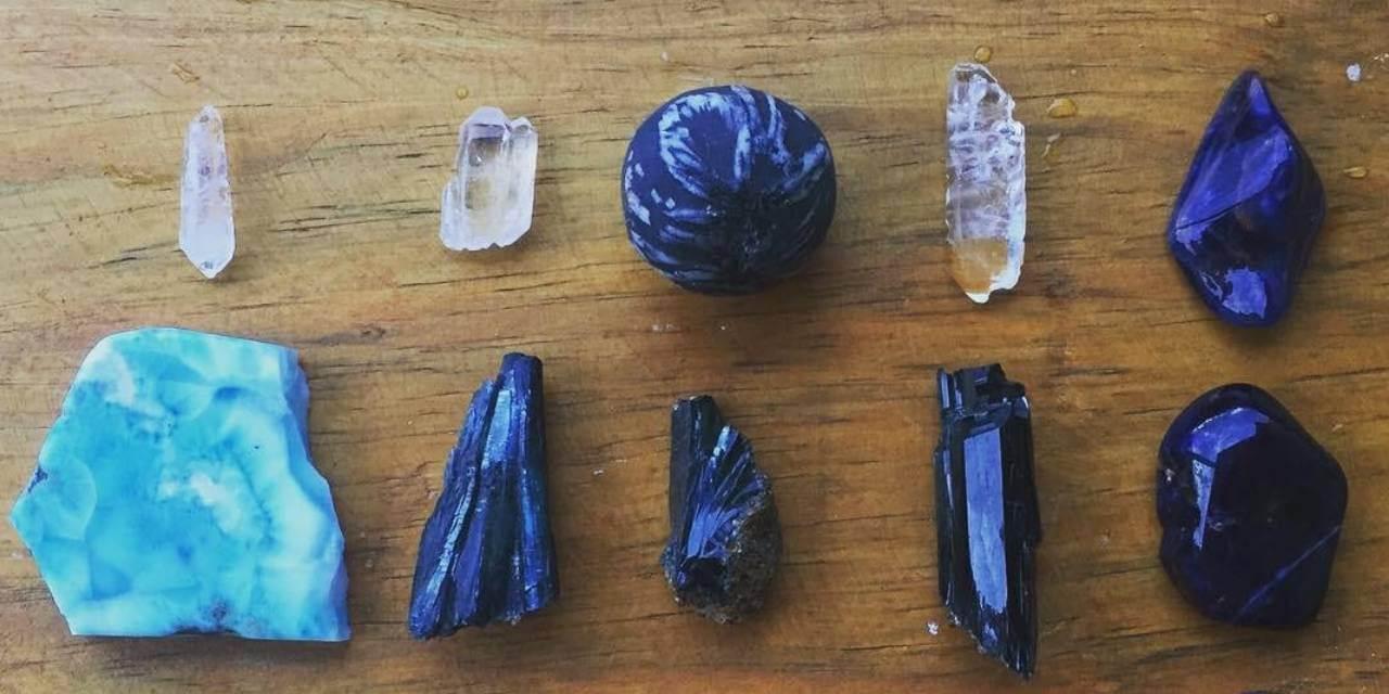 Cristaloterapia – Chakras Transpessoais e as Dimensões da Consciência