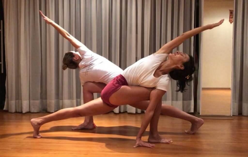 Iyengar Yoga ajuda a aquecer o corpo no inverno