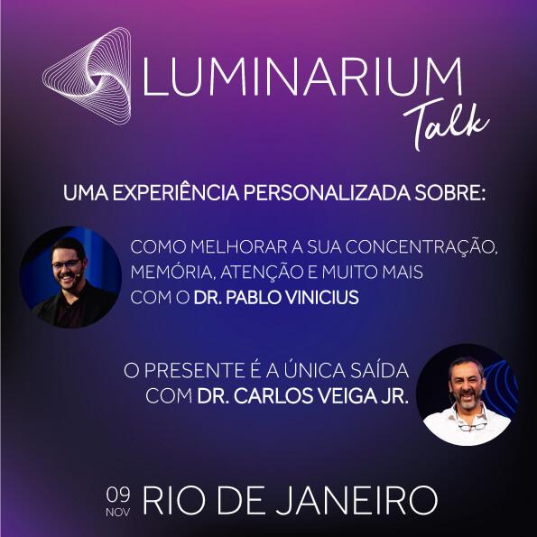Luminarium Talk