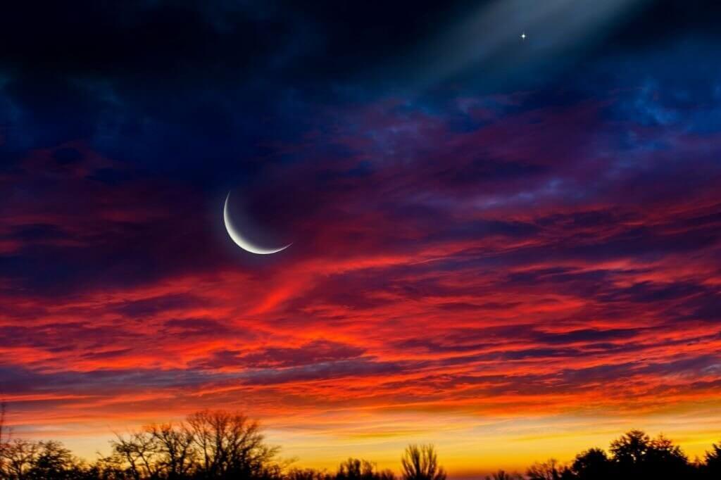 Os significados da Lua Nova em Aquário