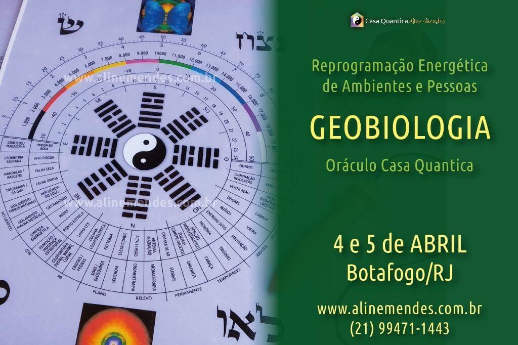 Geobiologia com o Oráculo Casa Quântica