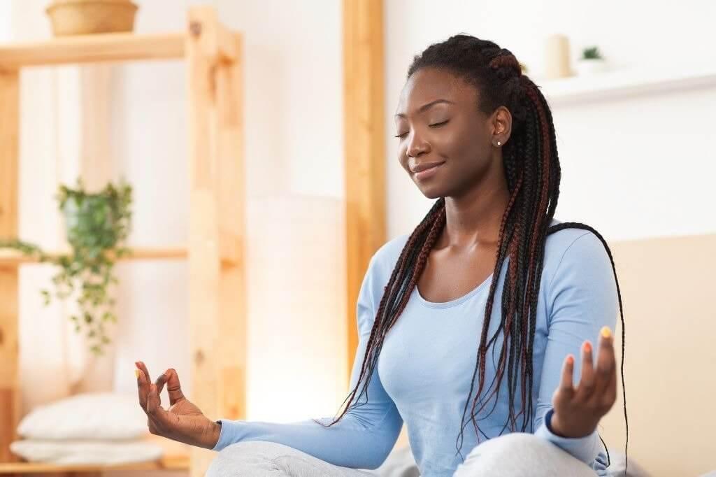 Meditar é a difícil arte de se editar
