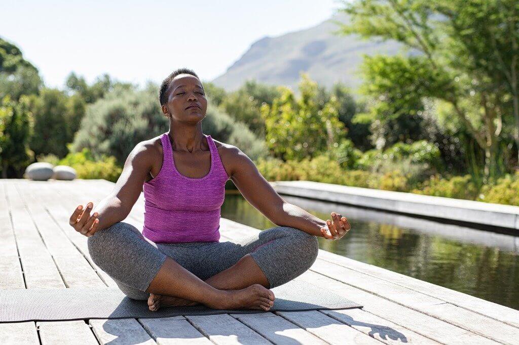 Meditação para acalmar a agitação e a ansiedade