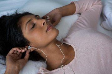 Meditação para relaxar e dormir bem