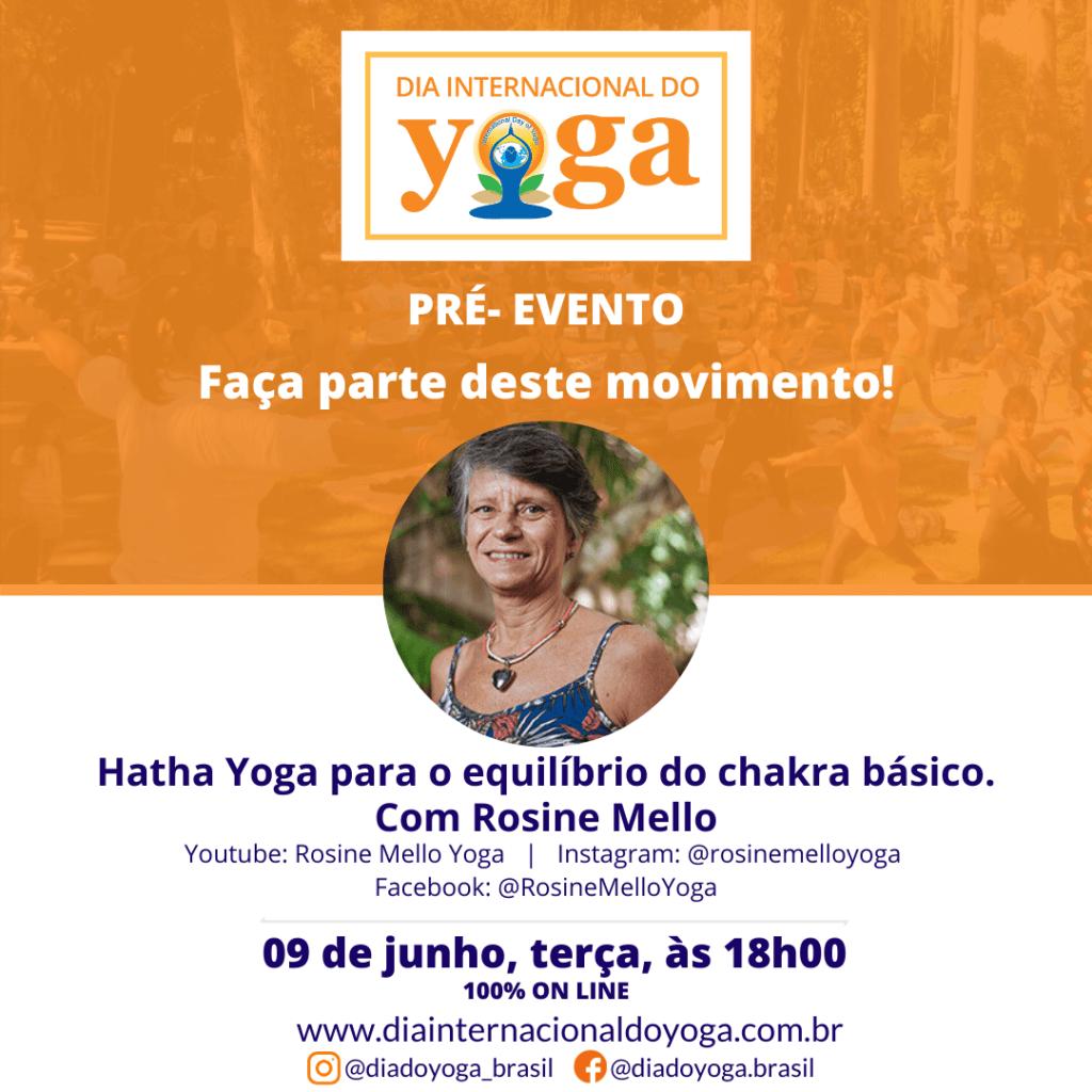dia internacional do yoga
