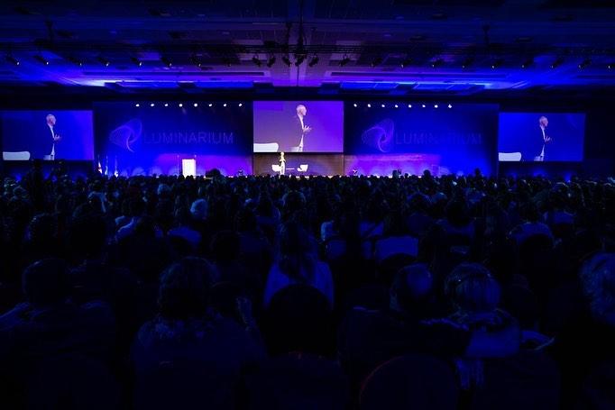 Personare participa da programação do Luminarium 2020