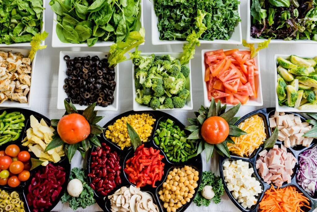 Alimentação e autocuidado: o que você costuma comer?