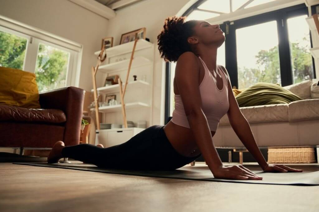 Yoga no Inverno ajuda a aquecer o corpo