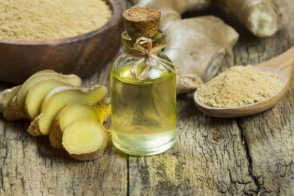 Gengibre: o óleo essencial do sistema digestivo