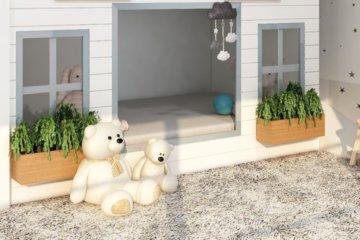 Cama Montessoriana e a energia no quarto das crianças