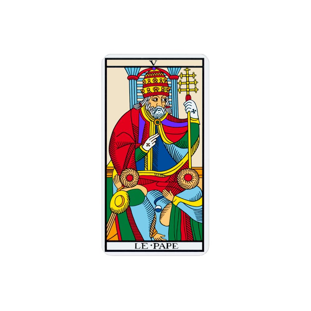 O Papa Tarot