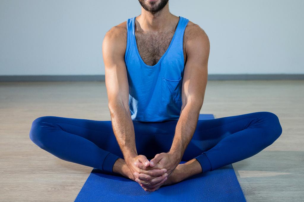 Vídeo-Aula de Iyengar Yoga: como fazer o Baddha Konasana
