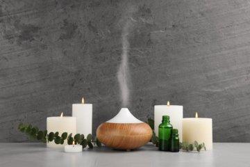 Difusor de Aromaterapia: conheça 5 tipos e saiba como escolher