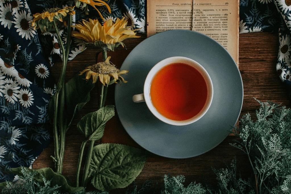 Chás para os dias frios