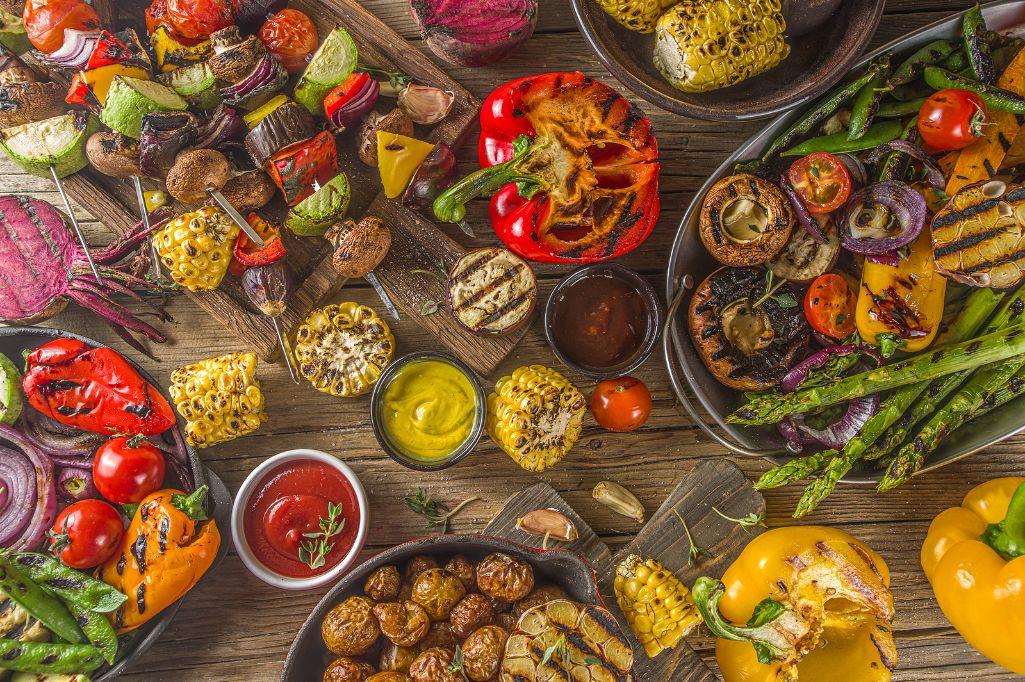 Tipos de vegetarianismo e substituições saudáveis para sua alimentação