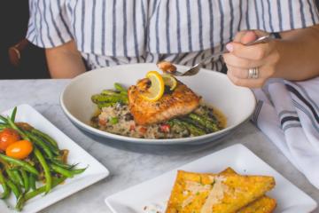 Ressignificar o cuidado com a comida e o corpo